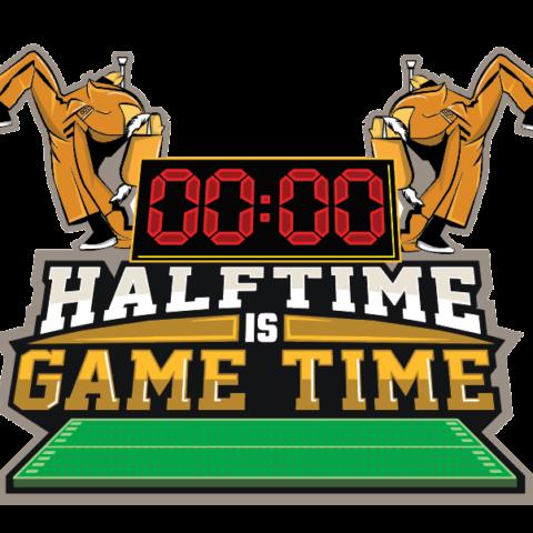 Halftime is Gametime