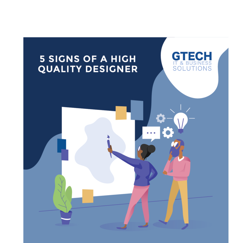 5 Signs Of A High Quality Designer